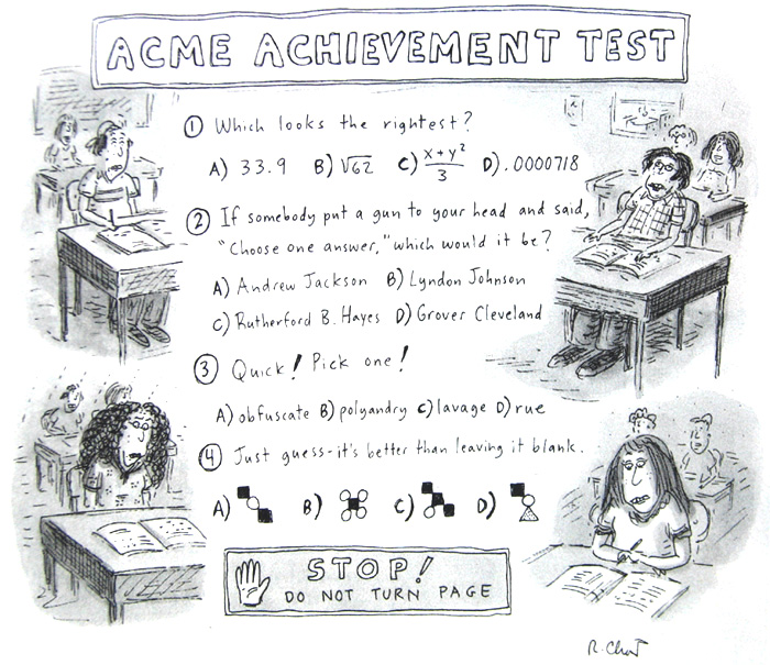 how to prepare for the canadian achievement test